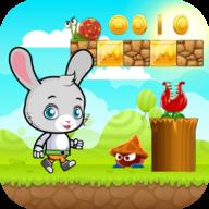 超级兔子人跑酷游戏汉化版v1.1