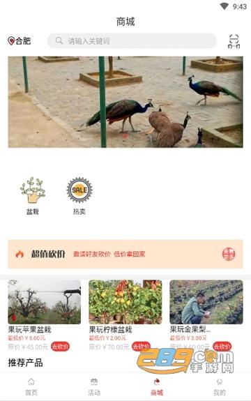 休闲合肥旅游服务app