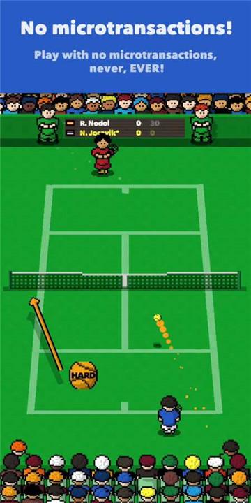 网球巨星手游