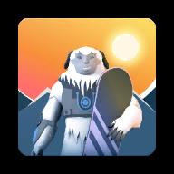滑雪竞速登山赛无限加速版v1.0.1安卓版