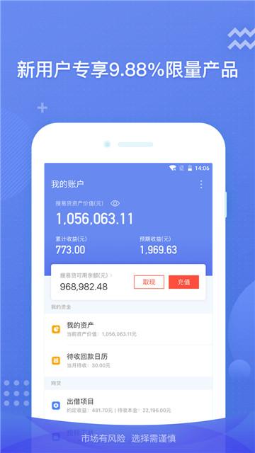 搜狐易贷app
