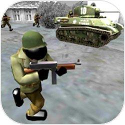 火柴人二战模拟器官方手机版v1.08