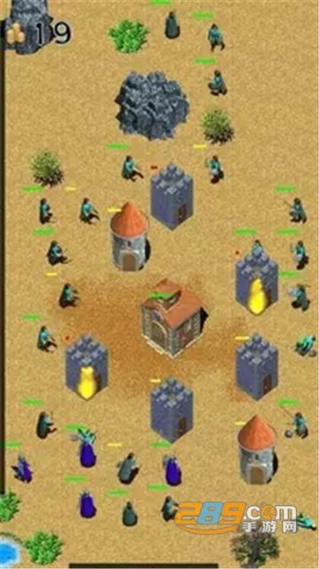 城堡防御破解版