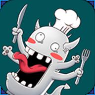 抖音怪物餐�d��I游�蚬治锎笕�破解版v1.0