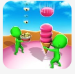 趣味捕捉3D粘土人冒险游戏v1.3