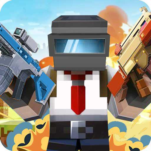 像素人派对游戏像素吃鸡安卓官方首发版v1.3