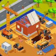 小小建筑商无限金币破解版v1.0