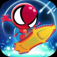 蜘蛛滑板英雄游戏最新安卓版v1.6