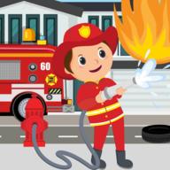 我的小镇消防员模拟游戏中文版v1.3