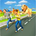 狂野狮子城市破坏游戏官方版v1.0