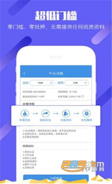 优借记贷款app