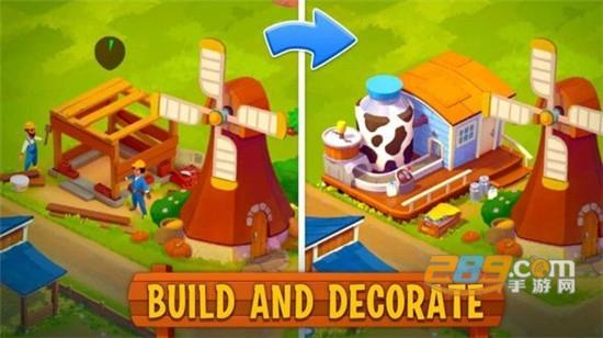 河畔农场模拟农场游戏