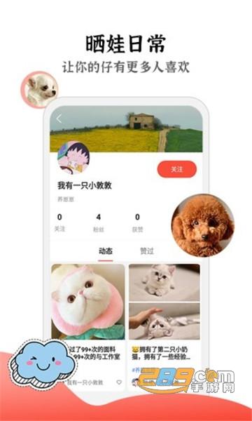 猫猫社宠物社区app