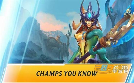league of legends wild rift亚洲版