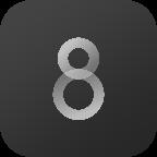eight for kwgt专业版中文安卓版v3.9.136.1专业版