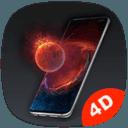 橙子4D动态壁纸app免费破解版v1.99破解版
