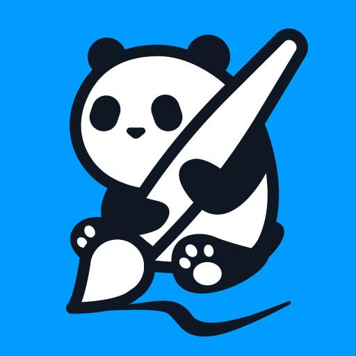 熊猫绘画app单机破解版v1.0.1单机版