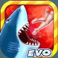 饥饿鲨进化破解版下载无限钻石版2020v6.9.0