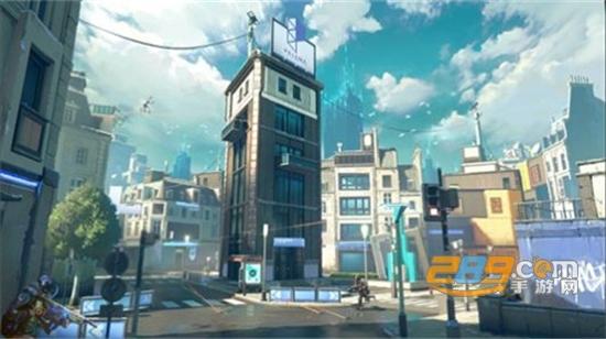 育碧超能竞地官方正式版