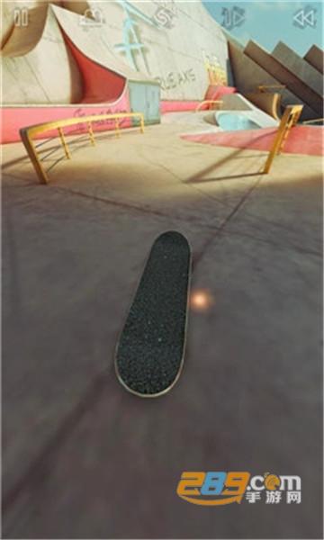 真实滑板破解版2020年解锁全部滑板
