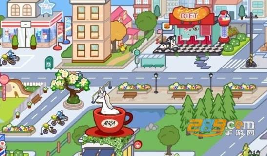 米加小镇世界2020年官方完整版