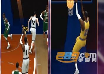 NBA模拟器游戏安卓版