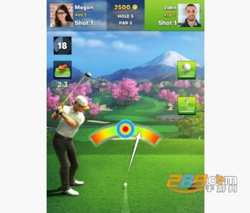高尔夫公开赛手机版
