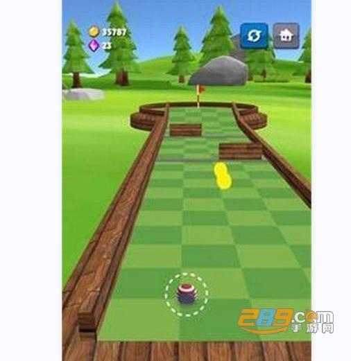 花样高尔夫挑战赛最新版