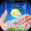 oppo手�C透明屏幕特效壁��件免�M版v5.1.7最新版