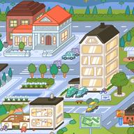 托卡小镇世界2021最新无广告免费全解锁版v1.0安卓版