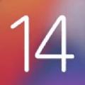 安卓仿ios14桌面全套仿2021最新版