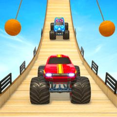 怪物卡车特技驾驶模拟器中文安卓版v0.1安卓版