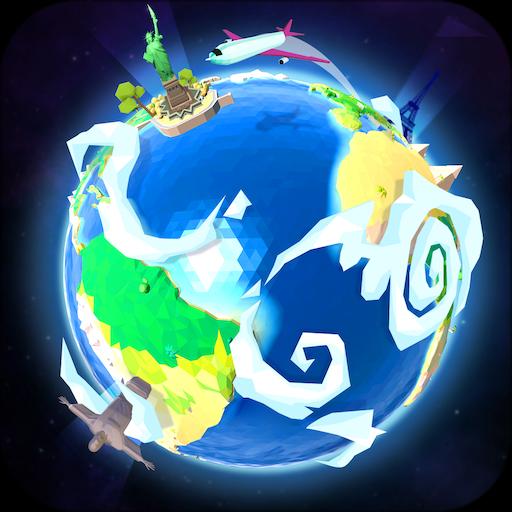 全球地理地图册3D版本v2021最新版