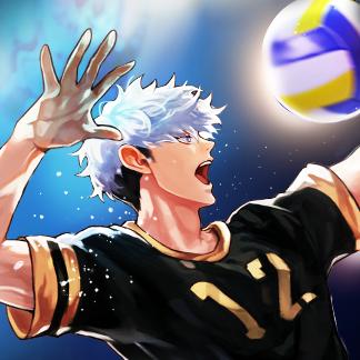 the spike排球少年游戏中文版v1.0.