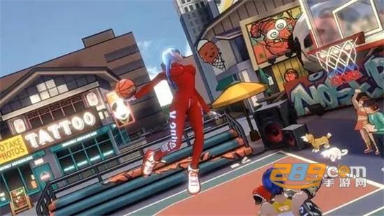热血街头篮球单机版2021最新版