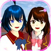 樱花校园模拟器更新水上乐园下载安装免费版v1.038.77安卓版