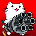 可爱猫咪大战强力僵尸游戏安卓免费版v1.0安卓版