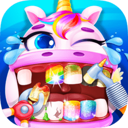 独角兽牙医诊所游戏中文免费安卓版v1.4安卓版