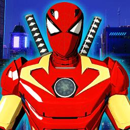 蜘蛛侠终极格斗游戏手机安卓免费版v2.0安卓版