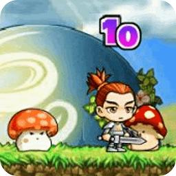 冒险王之精灵物语手机版速升版v1.17变态版