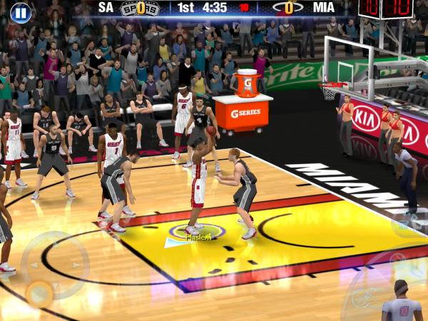 《NBA 2K14》新增角色技能详细介绍