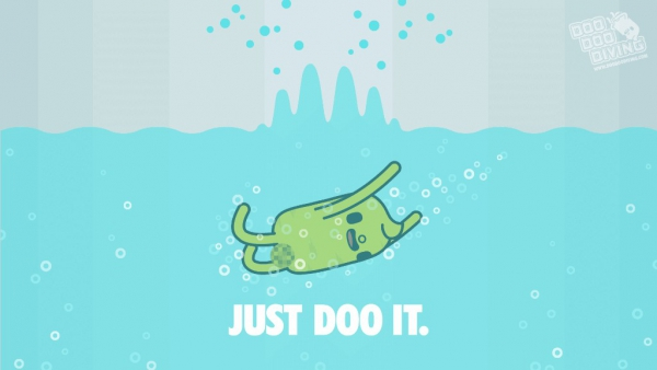 """《Doo Doo Diving》宣传影片 根据游戏释出的资料,玩家在这款游戏中要触控操作控制主角""""Doo Doo"""",以跳水的方式挑战世上最危险的马桶。马桶里面充满着意想不到的惊奇,在跳水的过程中必须闪躲马桶里的障碍和怪物,同时收集金币和彩虹便便,然后完成入水动作,最后将由五位可爱的评审帮玩家打分数。"""