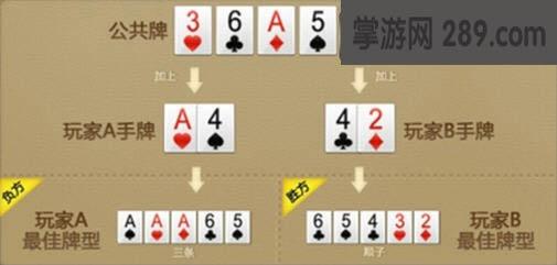 德州扑克玩的是一付牌还是两付牌?