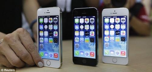不用担心手机丢失 iphone5s电量耗尽依旧用户足迹
