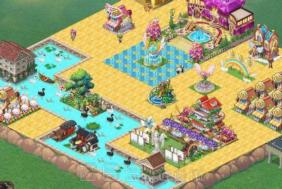 全民小镇天使之城布局设计整理合集