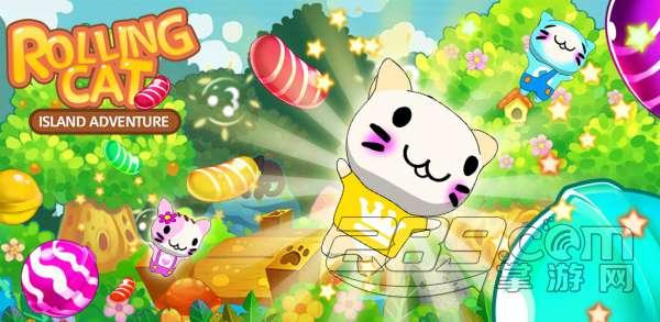 玩家需操控造型各异的猫咪一边进行奔跑,一边搜集糖果来提高分数,考验图片