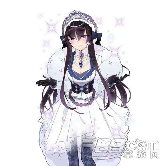 我家公主最可爱冬至限定a~s级公主流冰姫冻冰姫海月