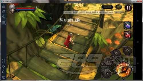 《暗黑復仇者2》電腦版測評 安卓模擬器的電影級享受