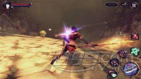 《暗黑復仇者2》秒殺國內各種手遊的打擊感
