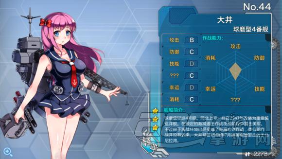 战舰少女巡洋舰性能分析